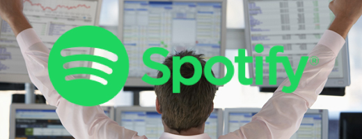 Invertir en Spotify